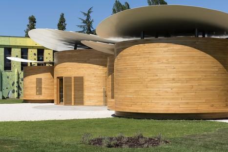 Mario Cucinella Architects Inauguración Casa de la Música Pieve di Cento