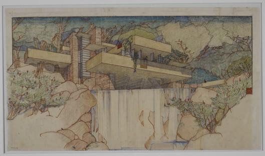 Eventos para los 150 años de Frank Lloyd Wright