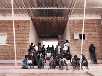 TAMassociati H2OS un ecopueblo para África