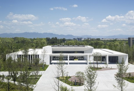 GMP Huawei Technological Factory Buildings, Pekín