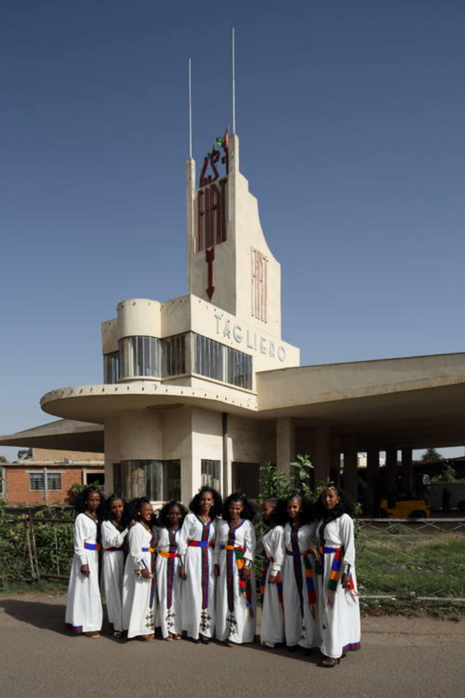 Asmara, una ciudad modernista en África UNESCO World Heritage