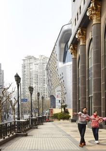 UNStudio Lane 189 nuevos espacios comerciales y de ocio en Shanghái