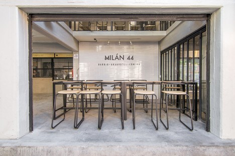 Francisco Pardo Arquitecto Milán 44 Ciudad de México