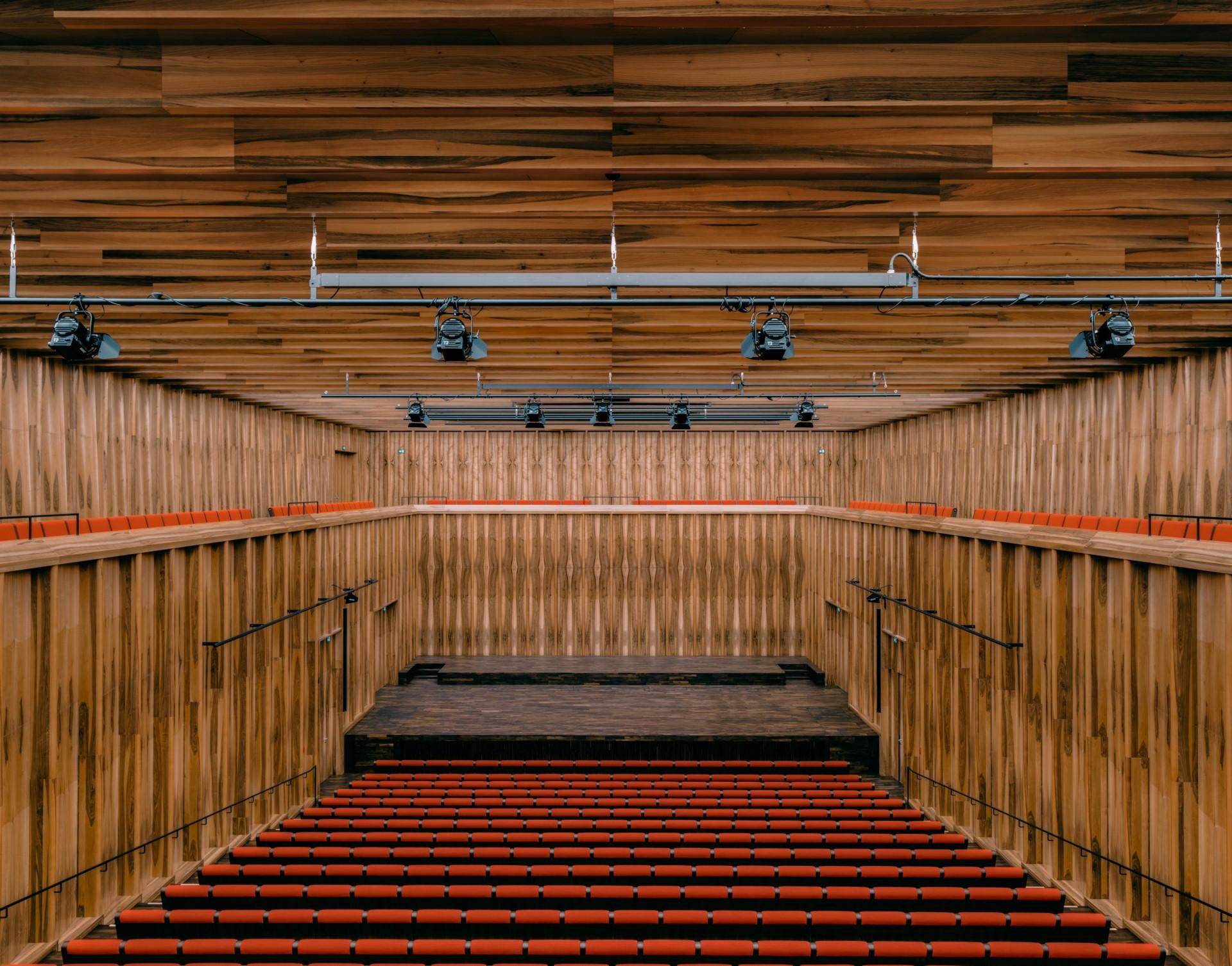 David chipperfield architects foro carmen wuerth - Foro wurth espana ...