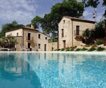 Borgo Baccile renace gracias a Rocco Valentini