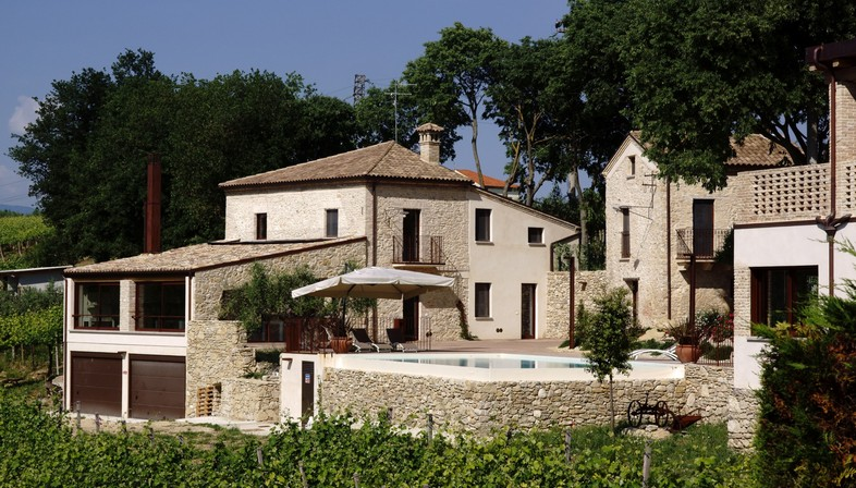Borgo Baccile rinasce grazie a Rocco Valentini
