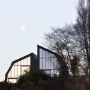 Mole Architects un Houseboat en tierra firme