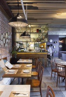 SuperLimão Studio, Basilicata – Pan, Emporio y Restaurante en Sao Paolo
