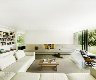 Strom Architects casa privada The Quest Dorset
