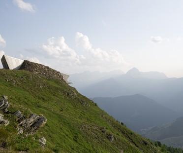 El Premio Andrea Palladio Italia a los museos de Reinhold Messner