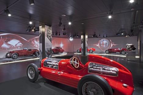 La Macchina del tempo Museo Storico Alfa Romeo de Arese