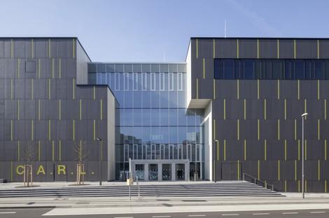 Schmidt Hammer Lassen Architects, auditorio C.A.R.L., Aquisgrán