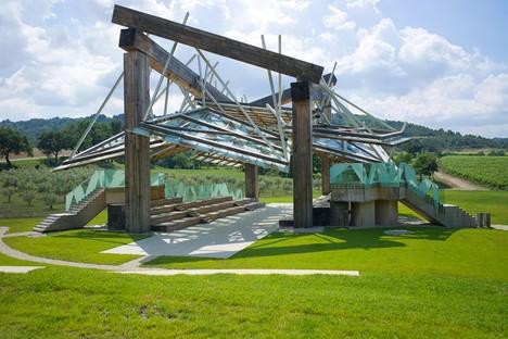 Frank Gehry Music Pavilion ph Andrew Pattman