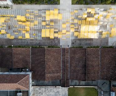 Pavillon Martell, primera obra en Francia de SelgasCano Architects