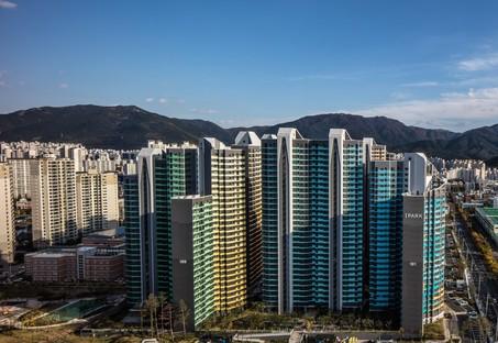 UNStudio identidad urbana a escala humana para IPark