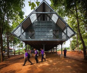 Post Disaster School de Vin Varavarn Architects gana la Bienal Cappochin 2017