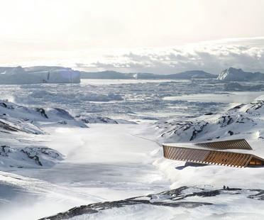 Dorte Mandrup Arkitekter The Icefiord Centre en Ilulissat Groenlandia