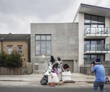 6a architects estudio fotográfico para Juergen Teller Londres