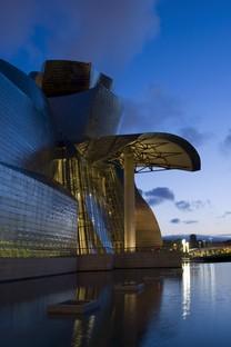 20 años del Museo Guggenheim de Bilbao, obra de Frank Gehry