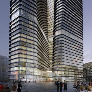 PCA-STREAM the Link nuevo edificio icónico urbano en París