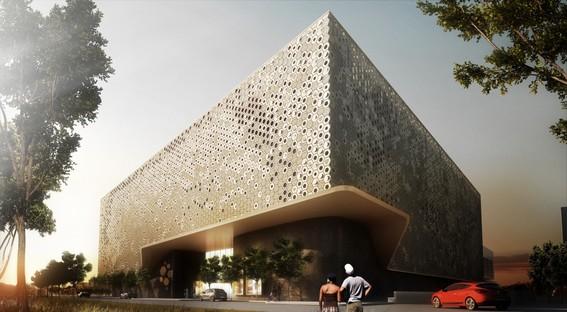 SpazioFMG muestra Ares Arquitectos, B+R Arquitectos & Lombardini22