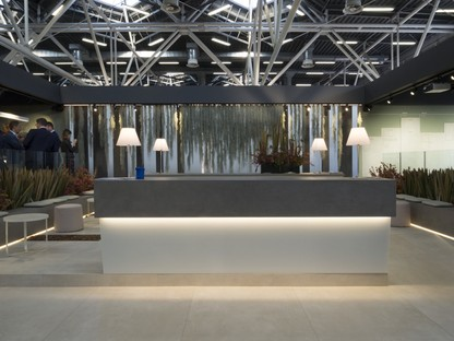 Urban House, Between Vision and Reality - Porcelaingres en el Cersaie 2017