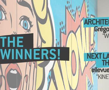 I vincitori di Next Landmark Architectural SKIN