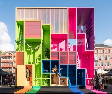 Winy Maas MVRDV The Future City is Flexible Dutch Design Week