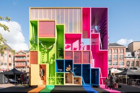 Winy Maas MVRDV The Future City is Flexible Dutch Design Week