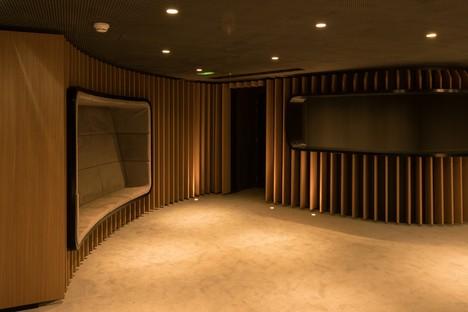Ora Ito Oficinas para el Polo Media LVMH Parigi