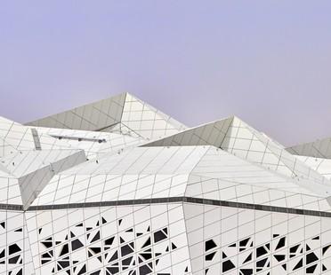 Zaha Hadid Architects Centro de Investigación KAPSARC Riad