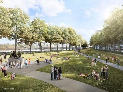 Adjaye Associates, Ron Arad Architects UK Holocaust Memorial Londres