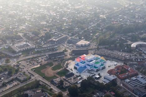 BIG Bjarke Ingels Group La casa de los ladrillos Lego Billund Dinamarca