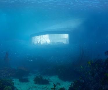 Snøhetta proyecta Under, el primer restaurante europeo submarino