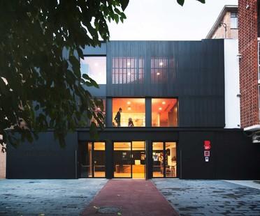 BCQ arquitectura Centro Cívico CAN CLARIANA CULTURAL Barcelona
