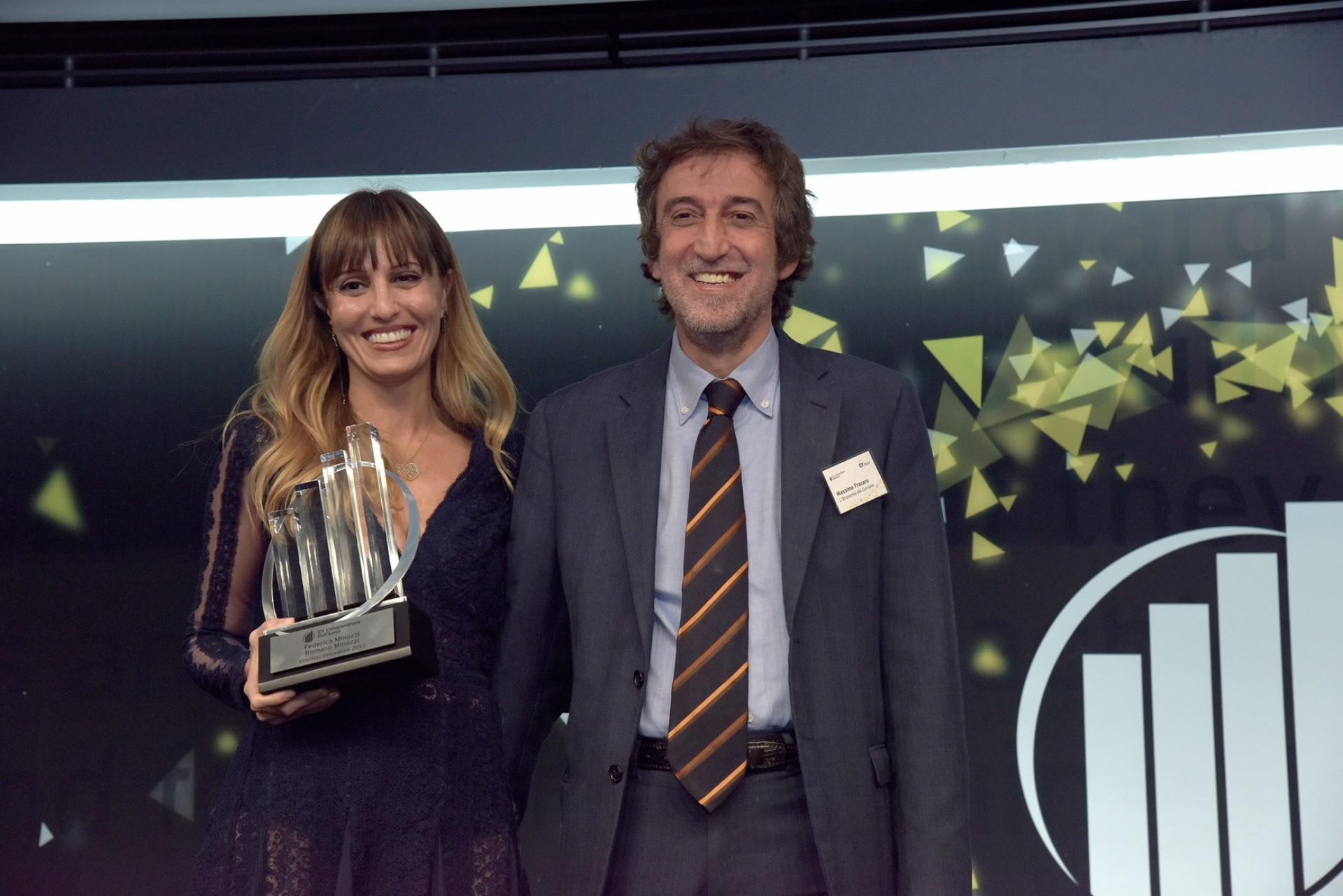 Iris Ceramica Group en los premios EY El Empresario del Año