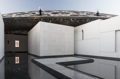 Jean Nouvel Louvre Abu Dabi el museo y el mar