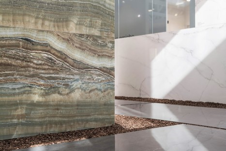 Ultra Marmi y Onici de Ariostea en Cersaie 2017