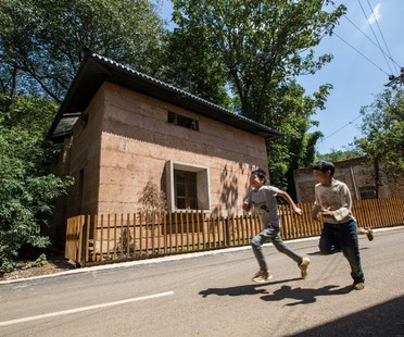 La casa prototipo del Guangming Village es el World Building of The Year 2017