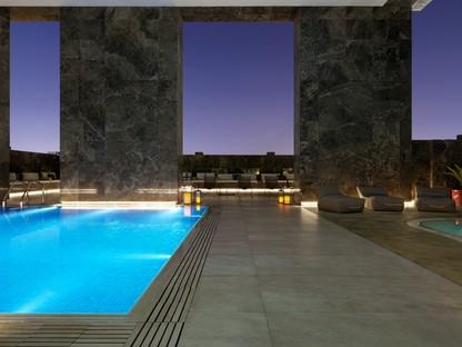 Matteo Nunziati y Fiandre para el Fraser Suites de Doha Catar