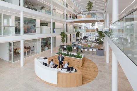 Cepezed Westland Town Hall un invernadero para los ciudadanos de Naaldwijk