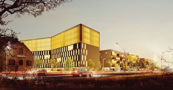 Exposición Atelier Arcau Arquitectura del Diálogo París