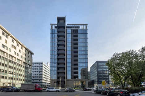 Lombardini22 L22 Urban & Building S32 Fintech District Torre Sassetti Milán