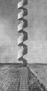 SpazioFMG exposición Secciones. La arquitectura italiana con la Divina Comedia