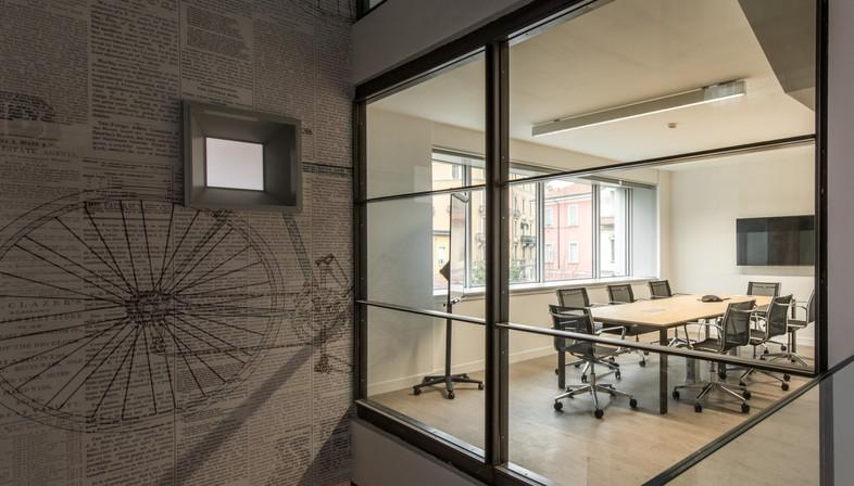 Studio DC10 Nuevo Hub Copernico Martesana Milán