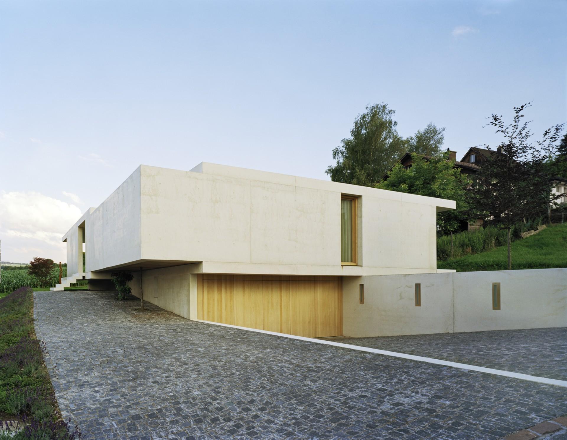 Exposición Rossetti + Wyss Architekten - fingerprints París
