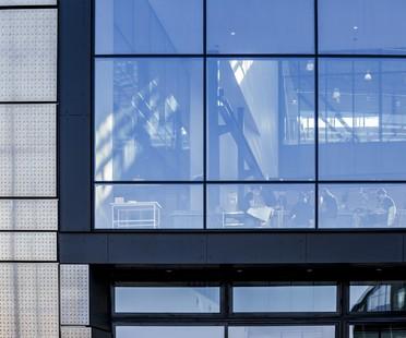 Snøhetta Facultad de Bellas Artes, Música y Diseño en Bergen