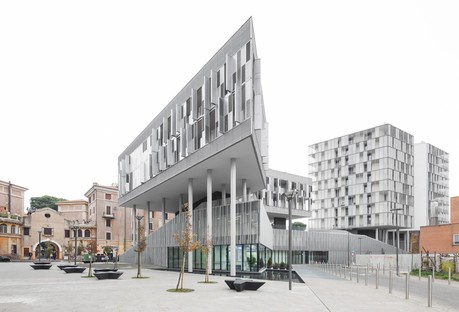 Labics Città del Sole transformación urbana en Roma