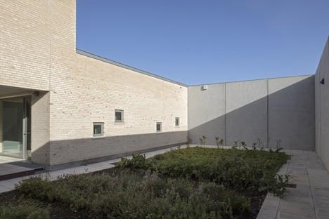 C.F. Møller Architects Storstrøm Prison una cárcel con cara humana