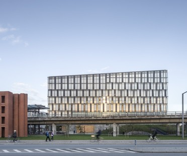 Henning Larsen Architects Sede Nordea Copenhague